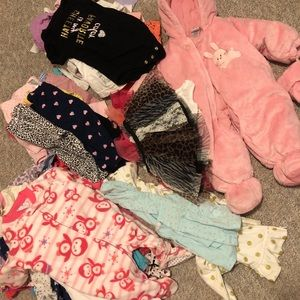 Other - Baby Girl Clothing!